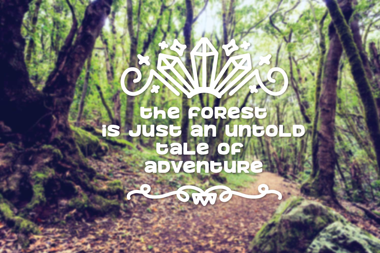 Storybook Banners - A Dingbat Font Full of Magical Borders example image 3