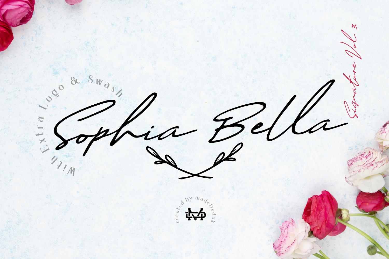 Sophia Bella Signature VOL.3 example image 1