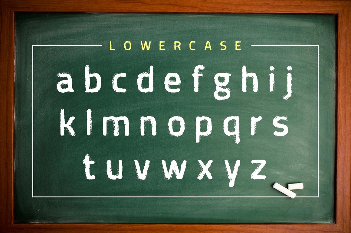 Greepel Grunge Font example image 4
