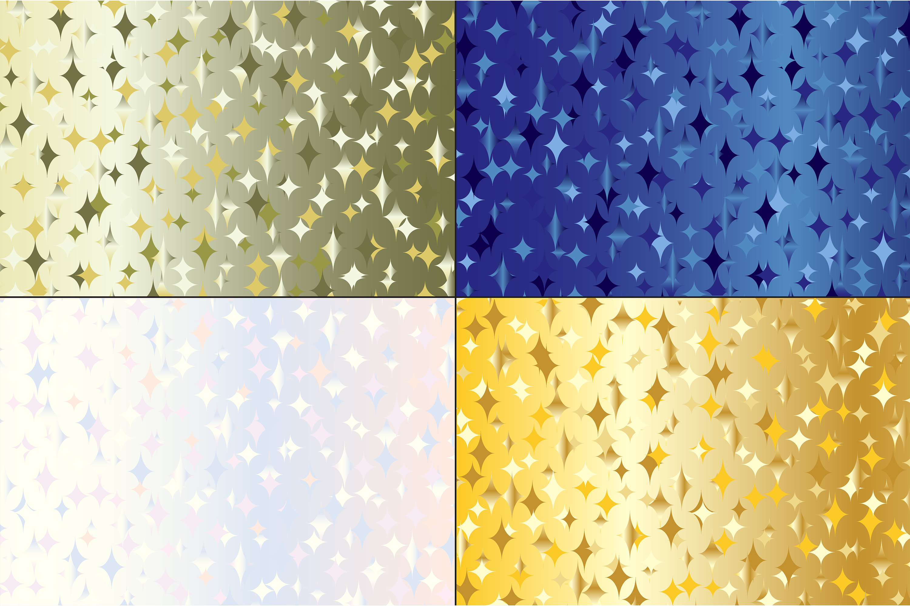 Sparkle Gradient Backgrounds example image 2