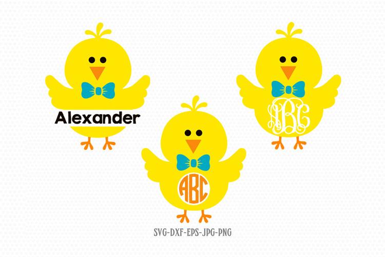 Easter Chick Svg, Chick Svg, Baby Chicken Svg, Easter svg example image 1