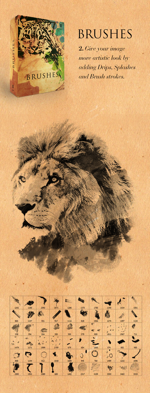 Watercolour Art Bundle example image 6