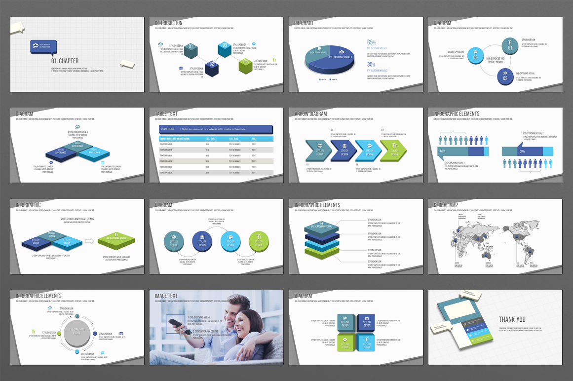 Box PPT Template example image 7