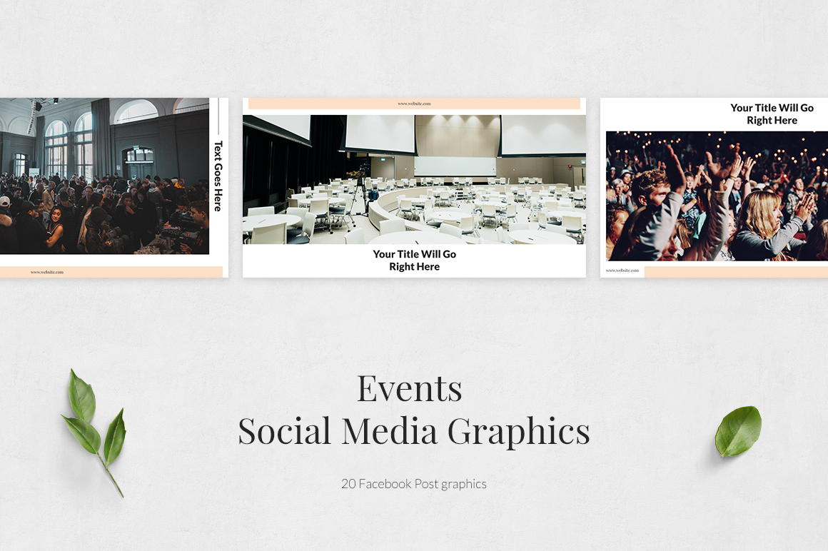 Events Facebook Posts example image 2