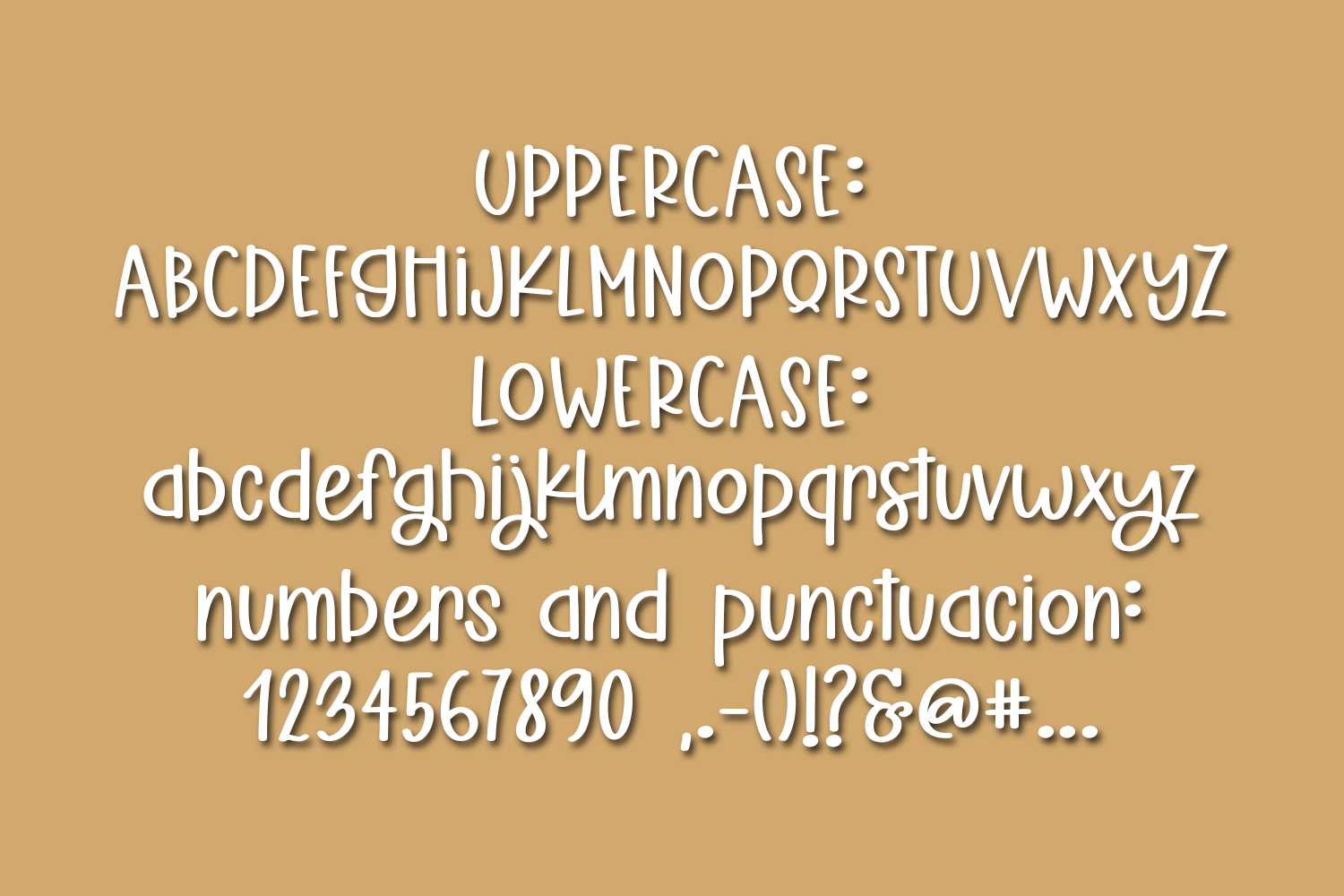 Stinky Llama - A Quirky Hand-Written Font example image 7