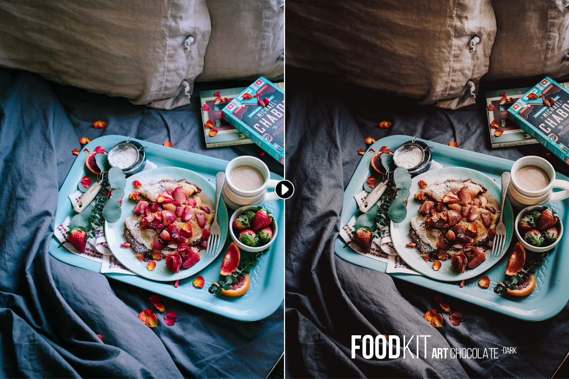 FoodKit - Food Presets for Lightroom & ACR, Desktop & Mobile example image 10