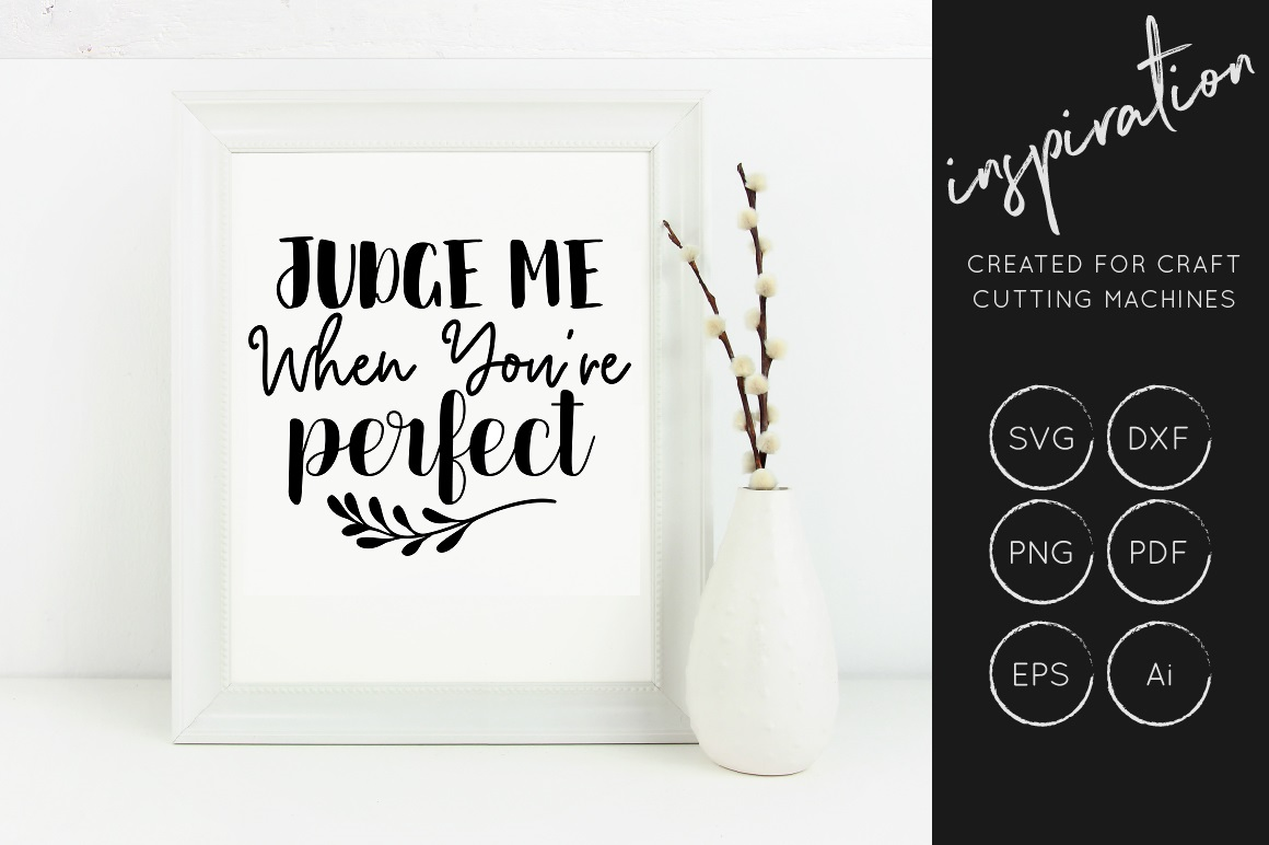 Inspirational Quotes SVG Cut File Bundle - Design Collection example image 13