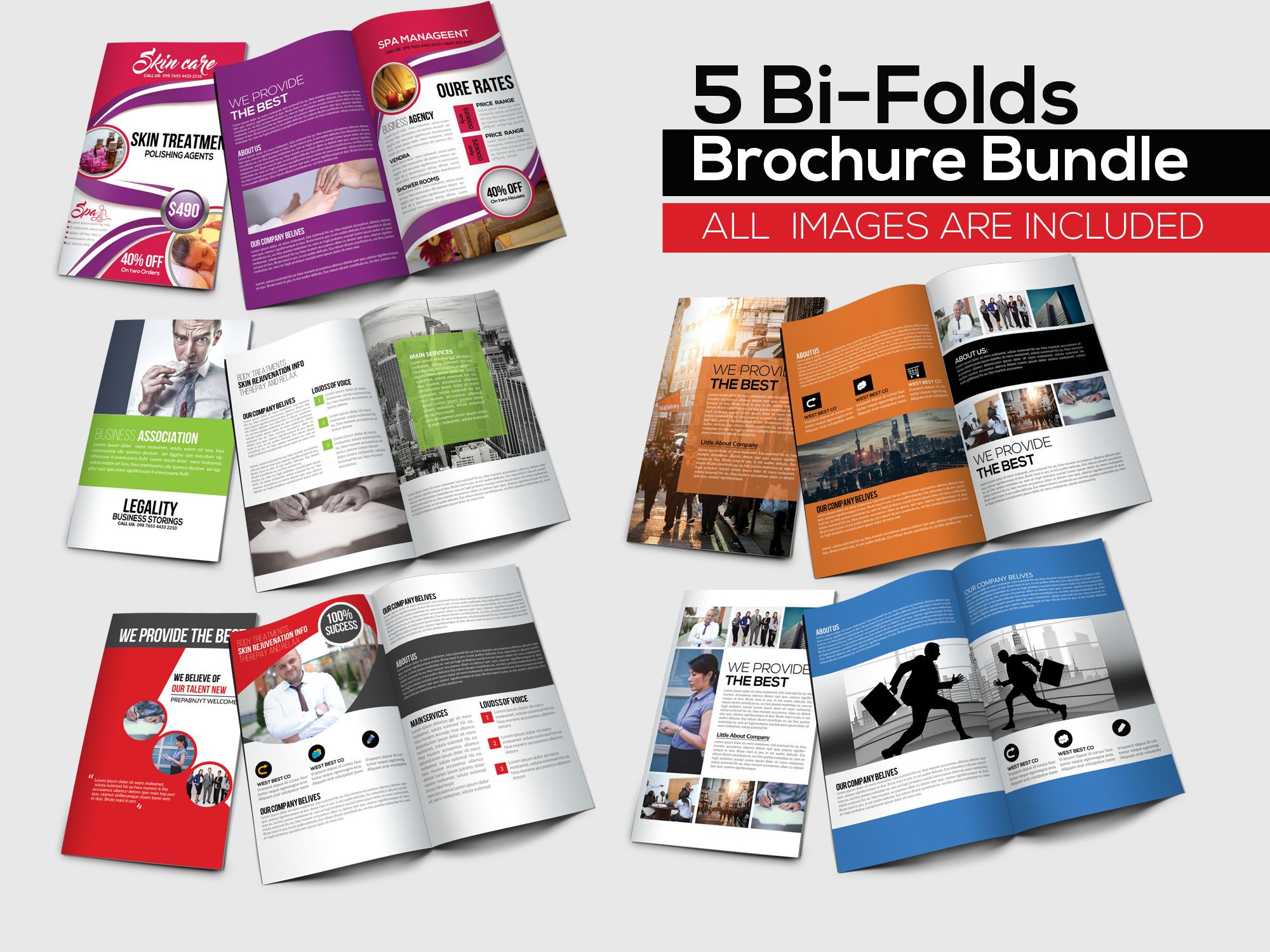 115 Mix Print Template Mega Bundle / Low Priced example image 3