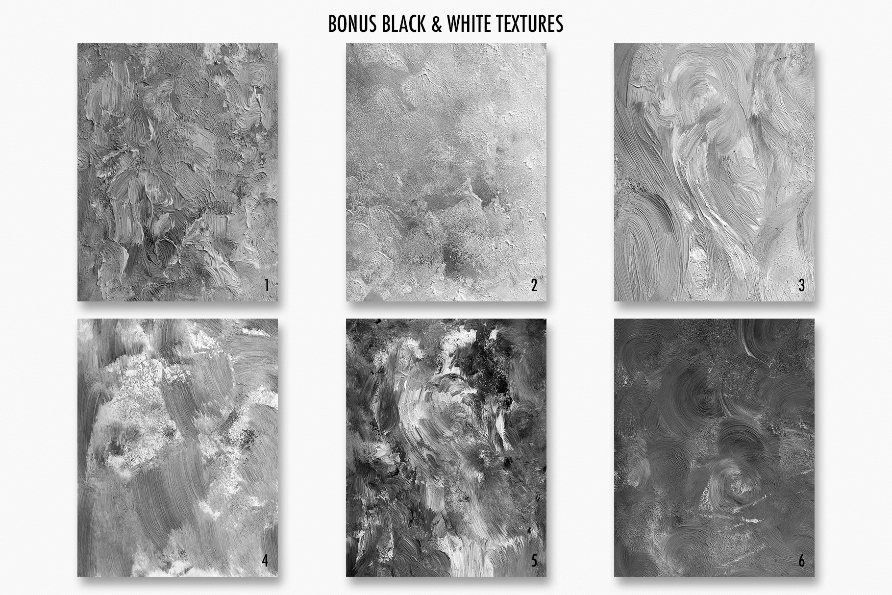 Fine Art Acrylic Paint Textures - Hand Painted Backgrounds example image 20