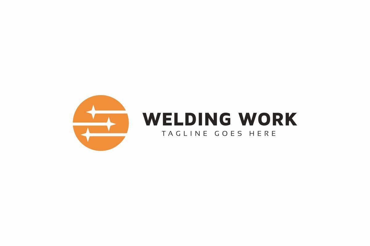 Welding Work Logo example image 3