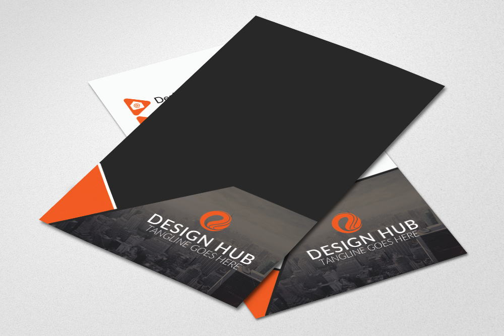 Creative Business Card Design example image 2
