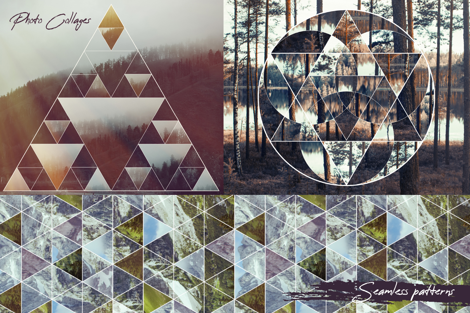 Sacred geometry unity of nature example image 7