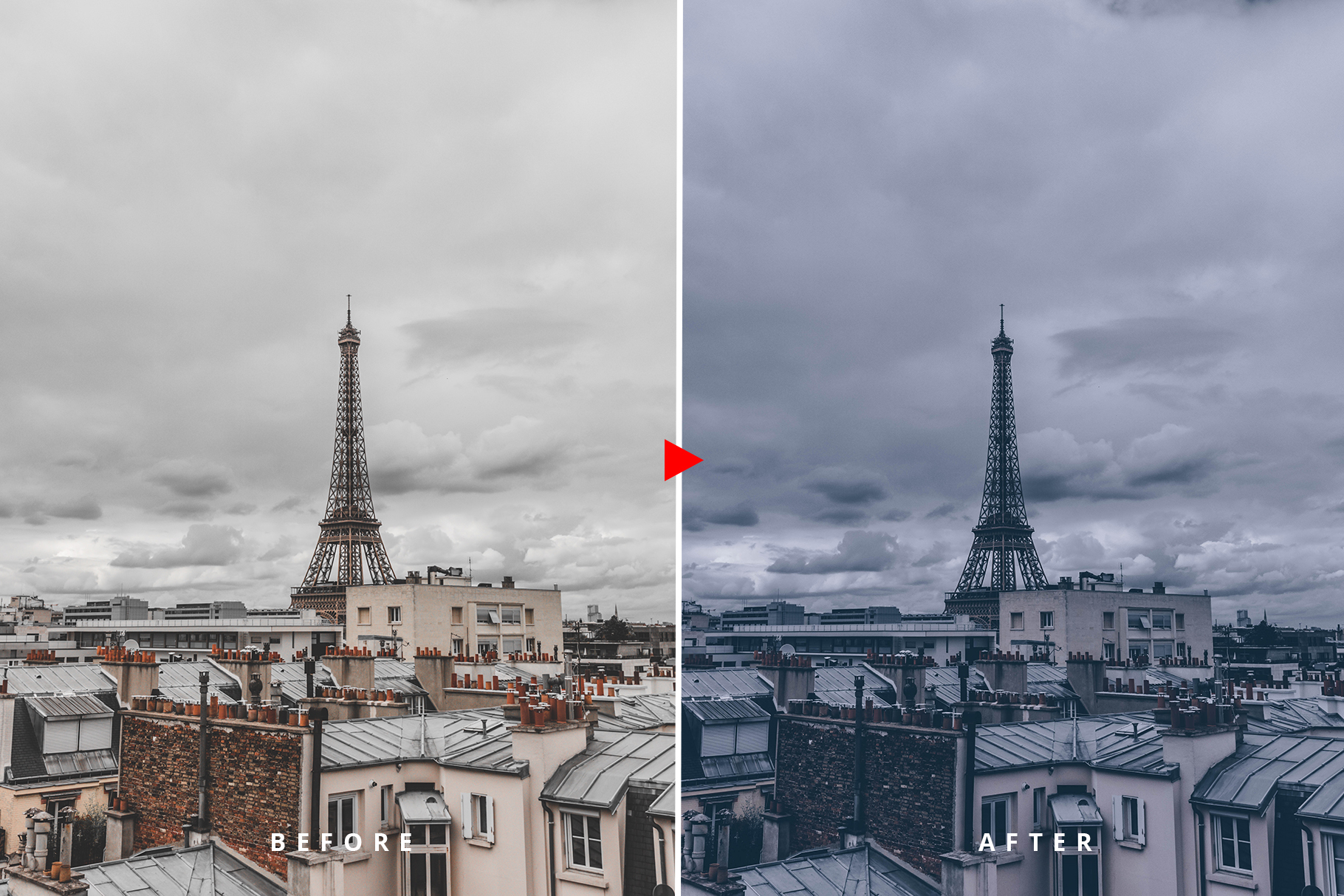 Oneday Hypebeast Lightroom preset example image 7