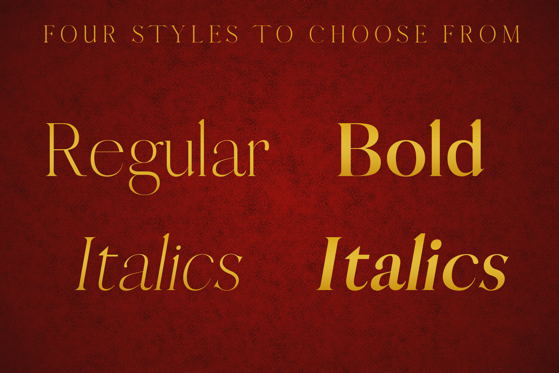 VOGUE - An Elegant Typeface example image 3