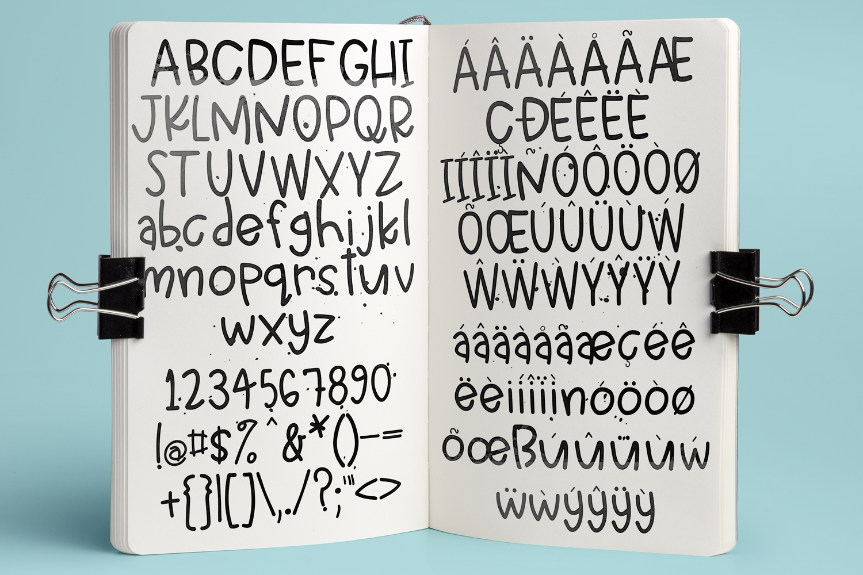 Simon Font example image 2