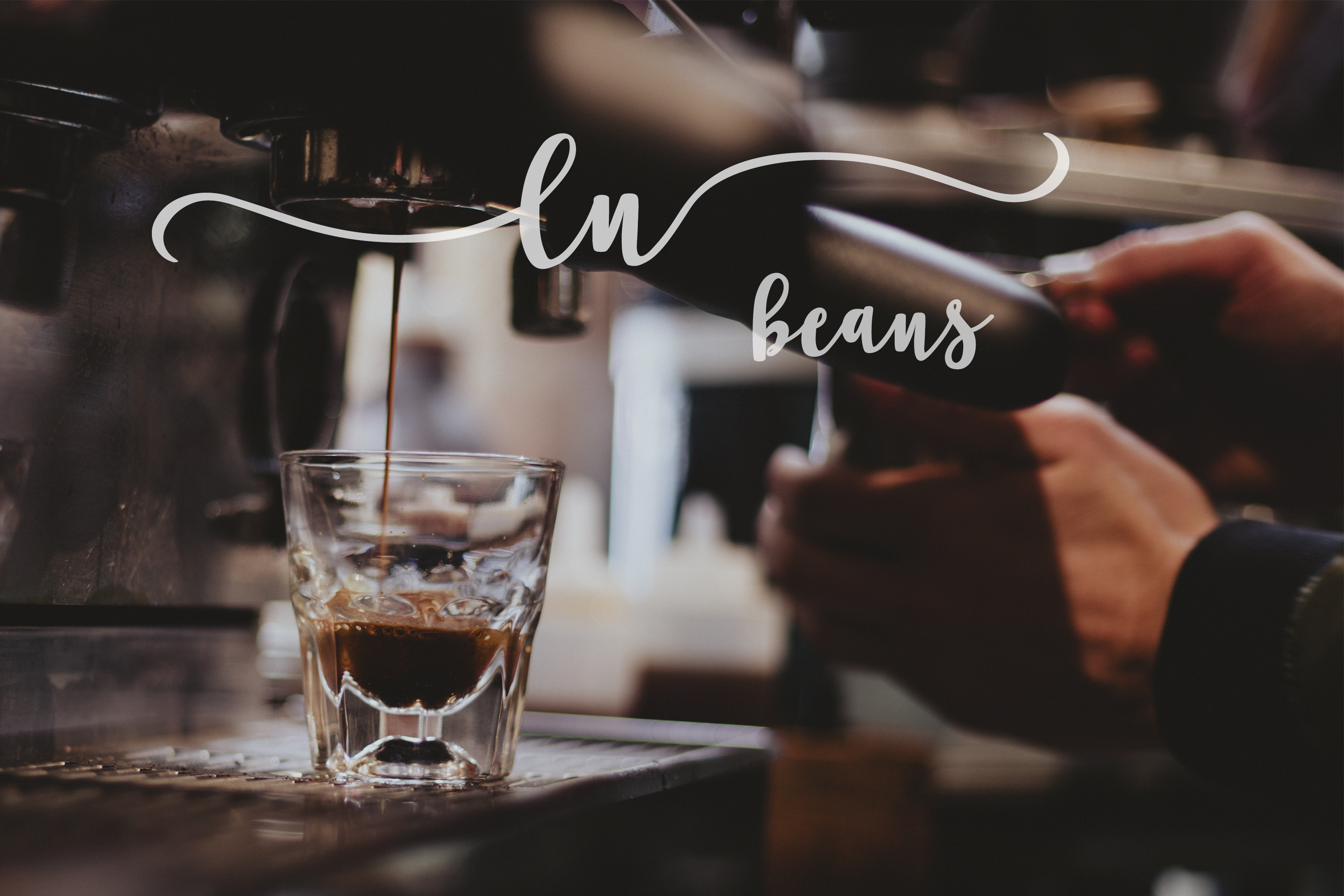 Coffee Shop Script a cursive brush font with lots of extras example image 9