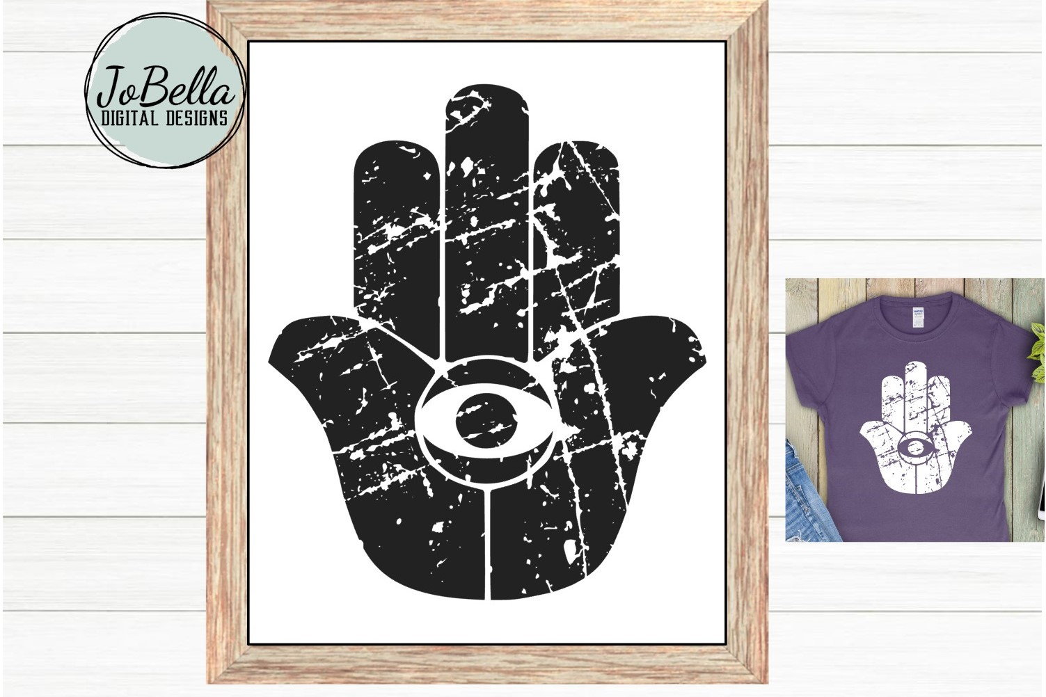 Jewish SVG Bundle, Sublimation PNGs and Printables example image 21