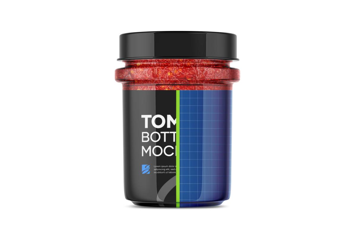 Tomato Bottle Mockup example image 4