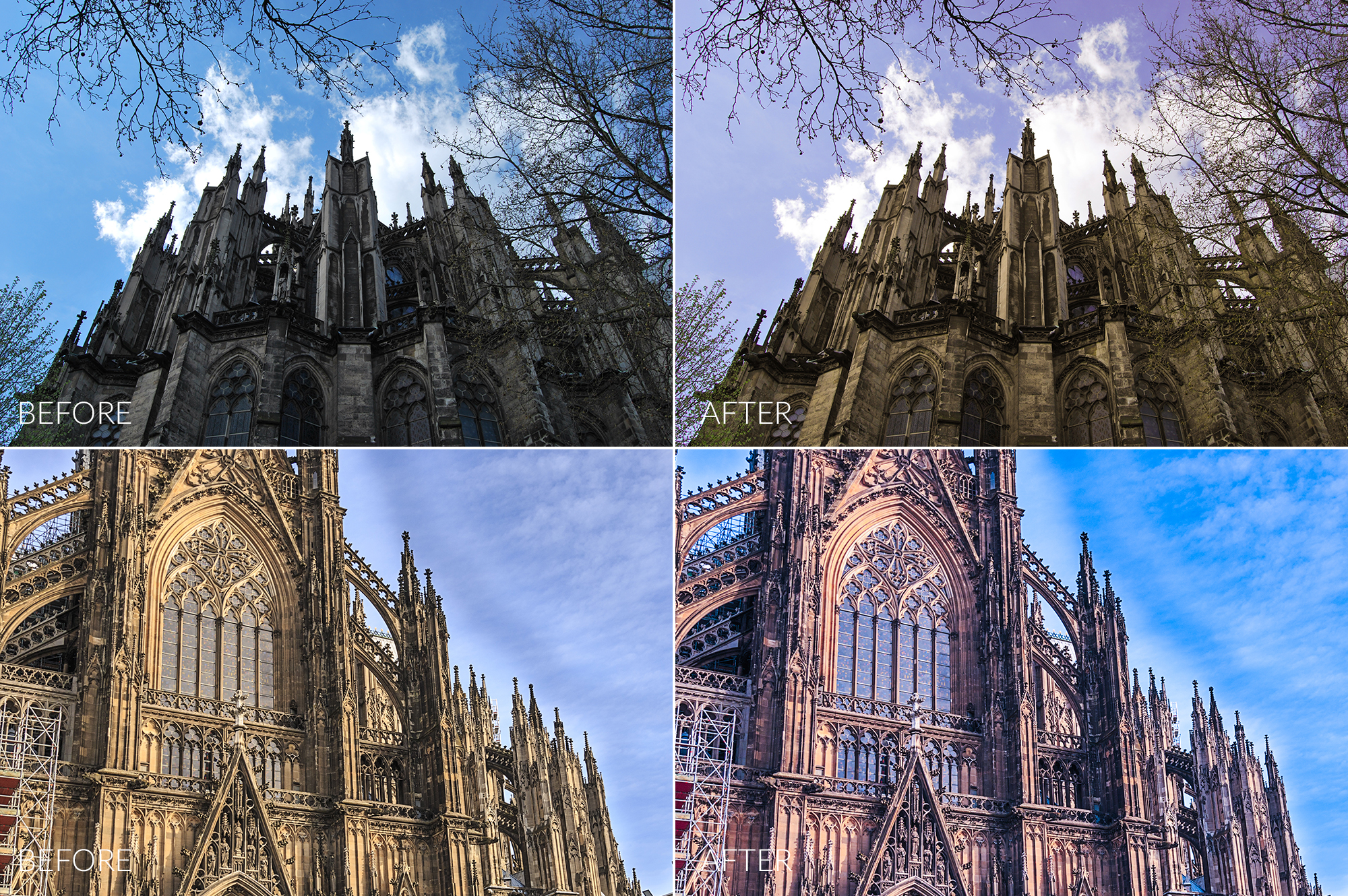 Gothic Lr Presets example image 9