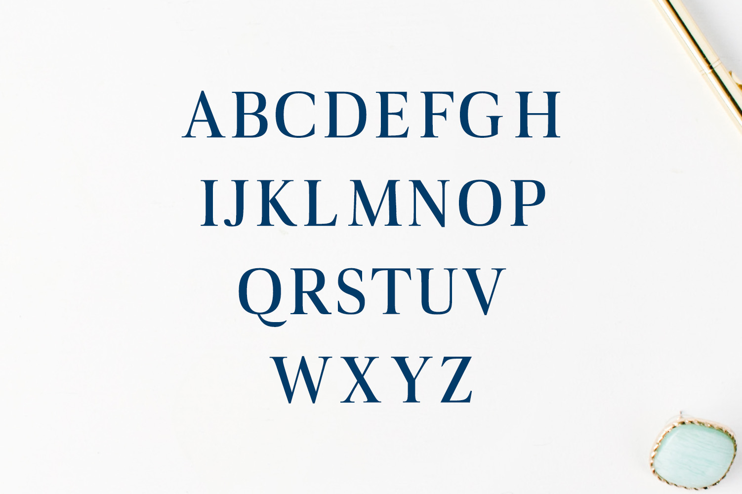 Carra Serif Font Family Pack example image 2