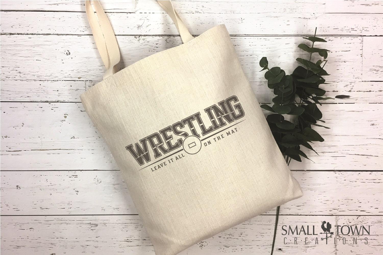 Wrestling, Headgear, Team, Sports, Logo, PRINT, CUT & DESIGN example image 4