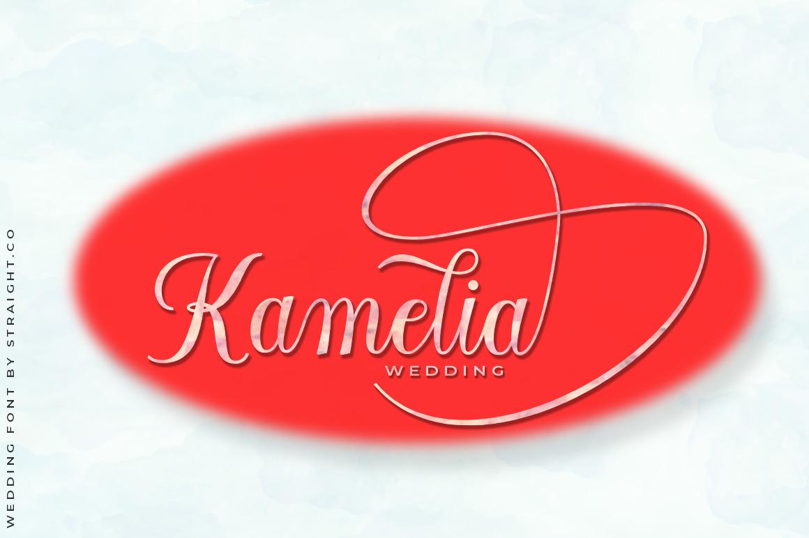 Kathia Script example image 6