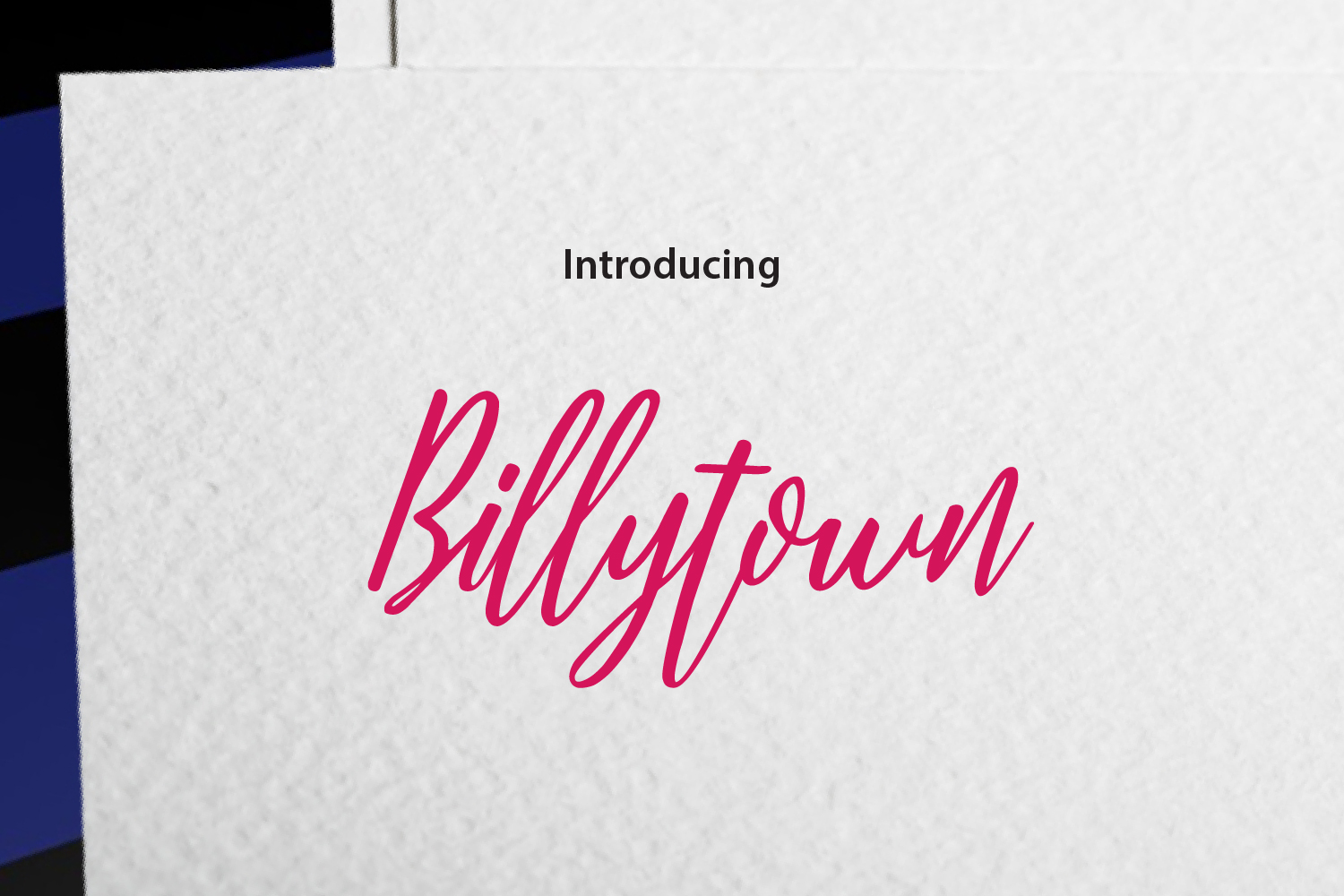Billytown example image 1