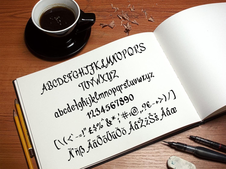 Divat Font example image 4