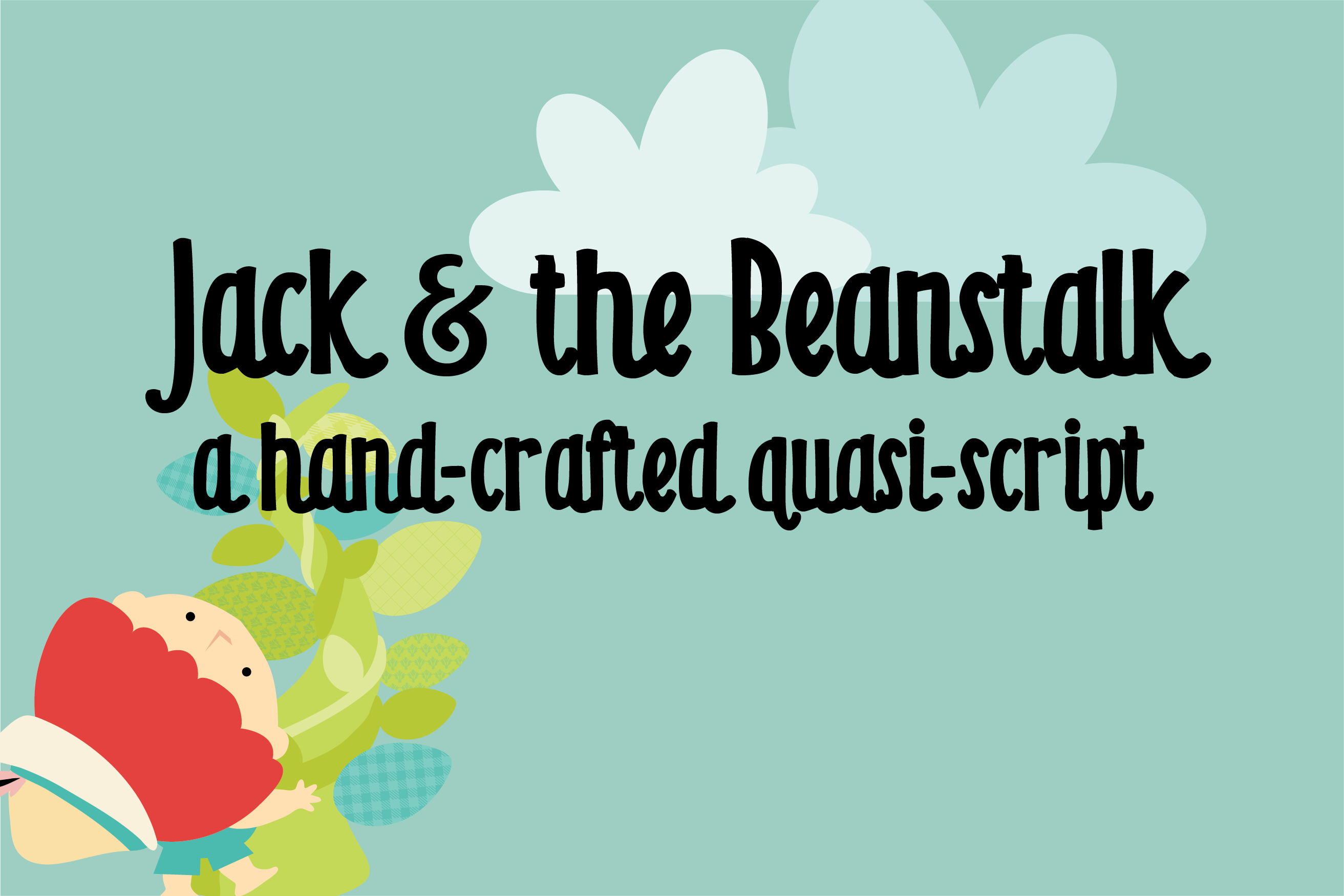 ZP Jack and the Beanstalk example image 1