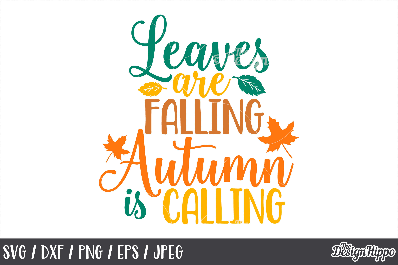 Fall sayings SVG Bundle, Autumn SVG Bundle, PNG, DXF, Cricut example image 4