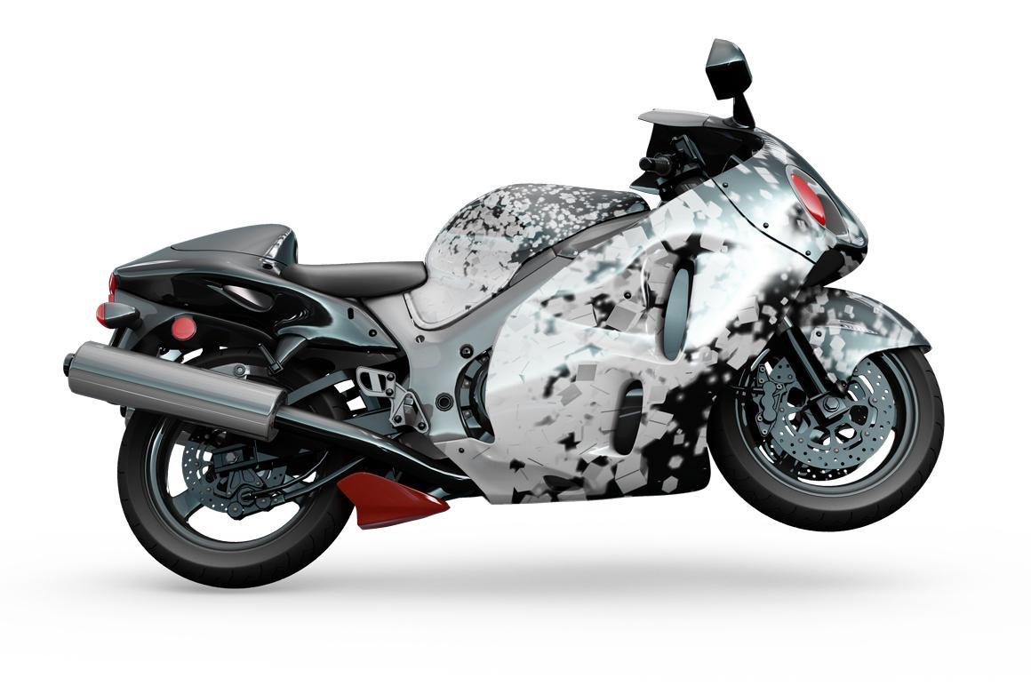 Motorcycle Mockup example image 17