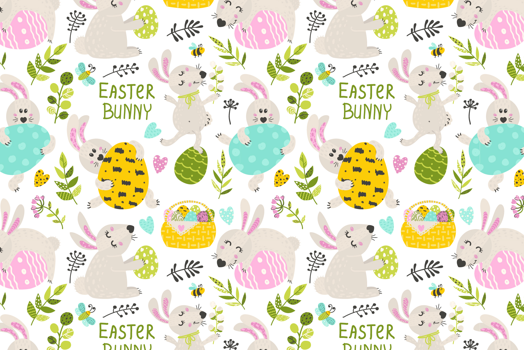 Bunny and Easter! example image 6