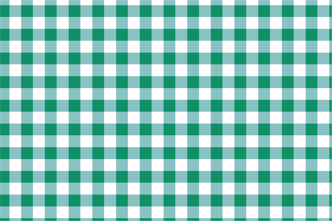 Green Textile Seamless Patterns. example image 11
