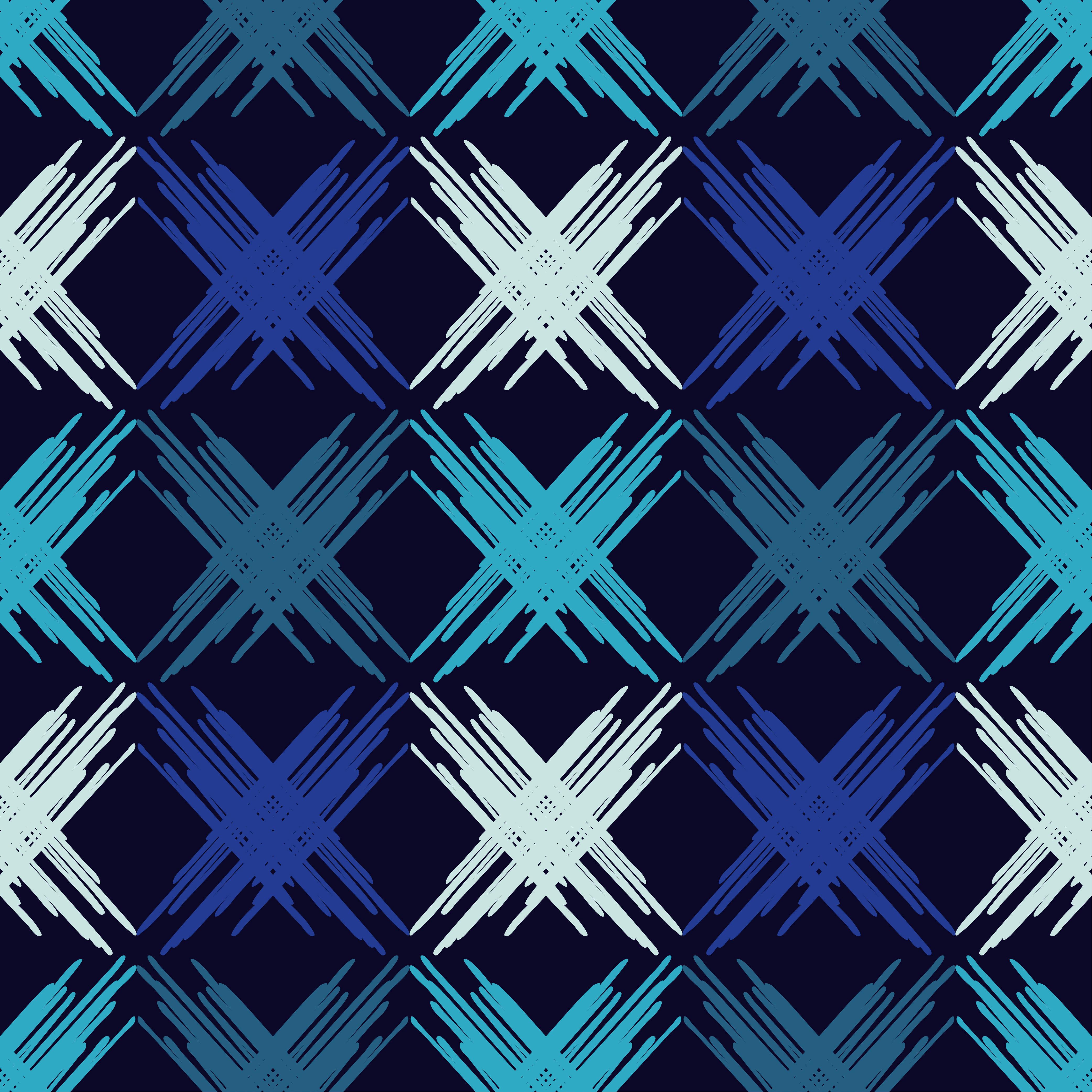 Seamless geometric background.  example image 1