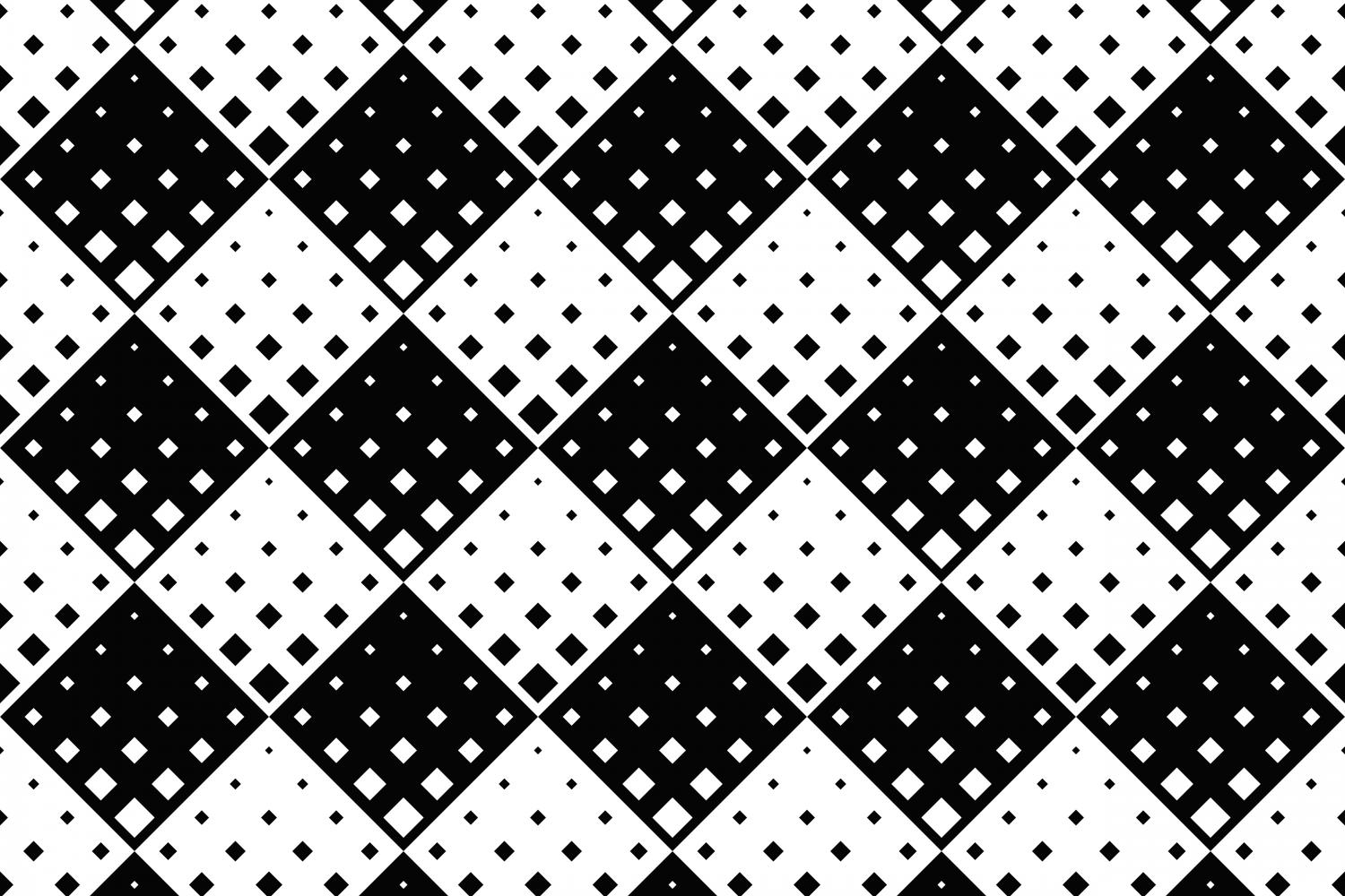 24 Seamless Square Patterns example image 20