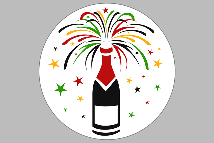 Crhistmas Wine Party Bundle example image 13