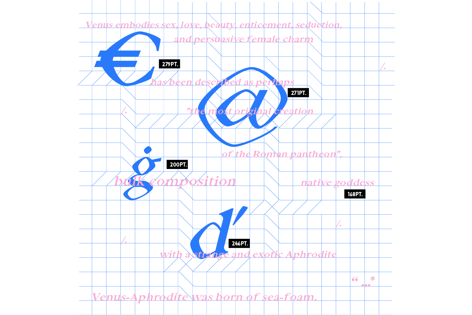 Venus Font example image 4