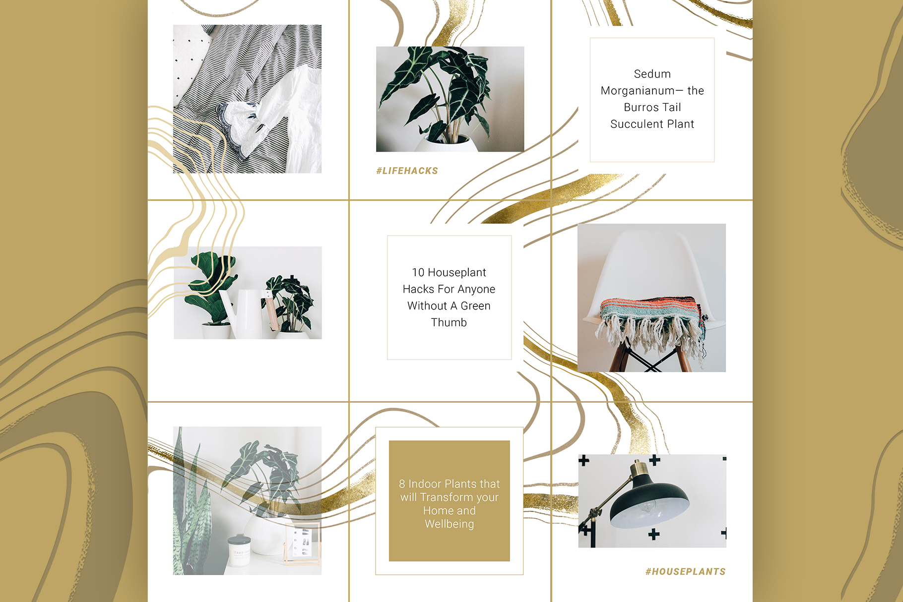Female Business Instagram Templates example image 6