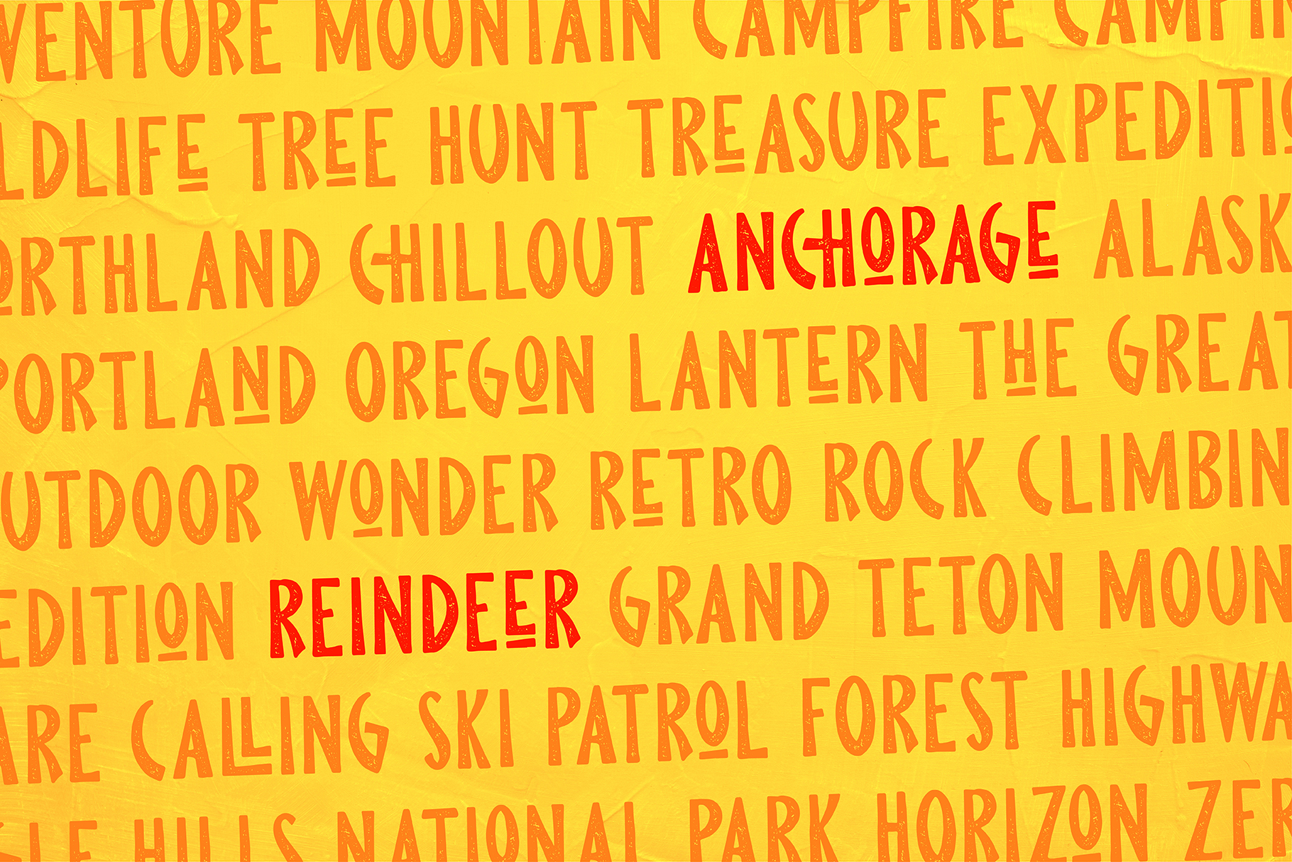 Pine Forest - Outdoor Typeface example image 3