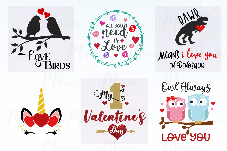 Valentine's mega bundle. example image 3