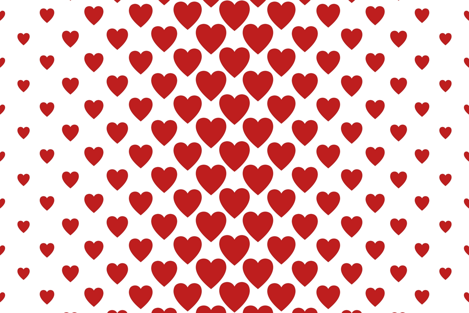 15 heart patterns (EPS, AI, SVG, JPG 5000x5000) example image 2