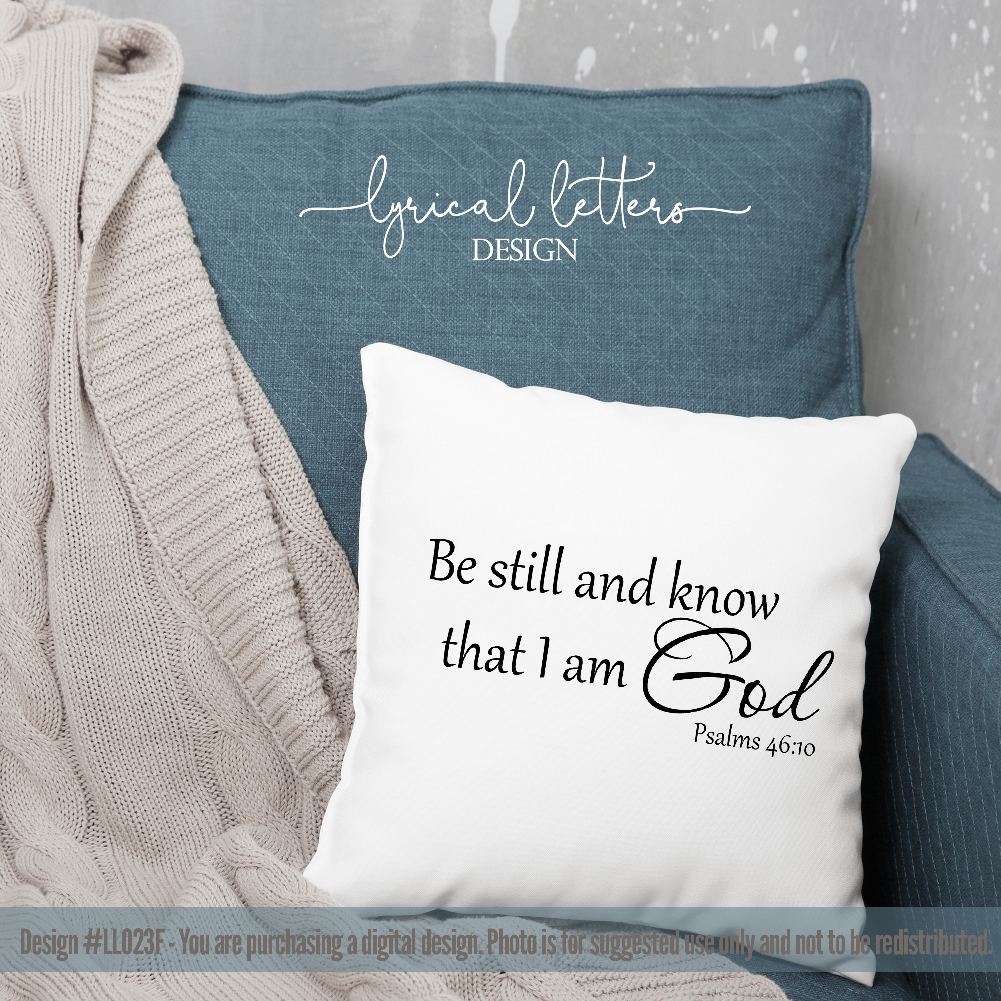 Religious Scripture Bundle of 6 SVG DXF FCM LL023 example image 4