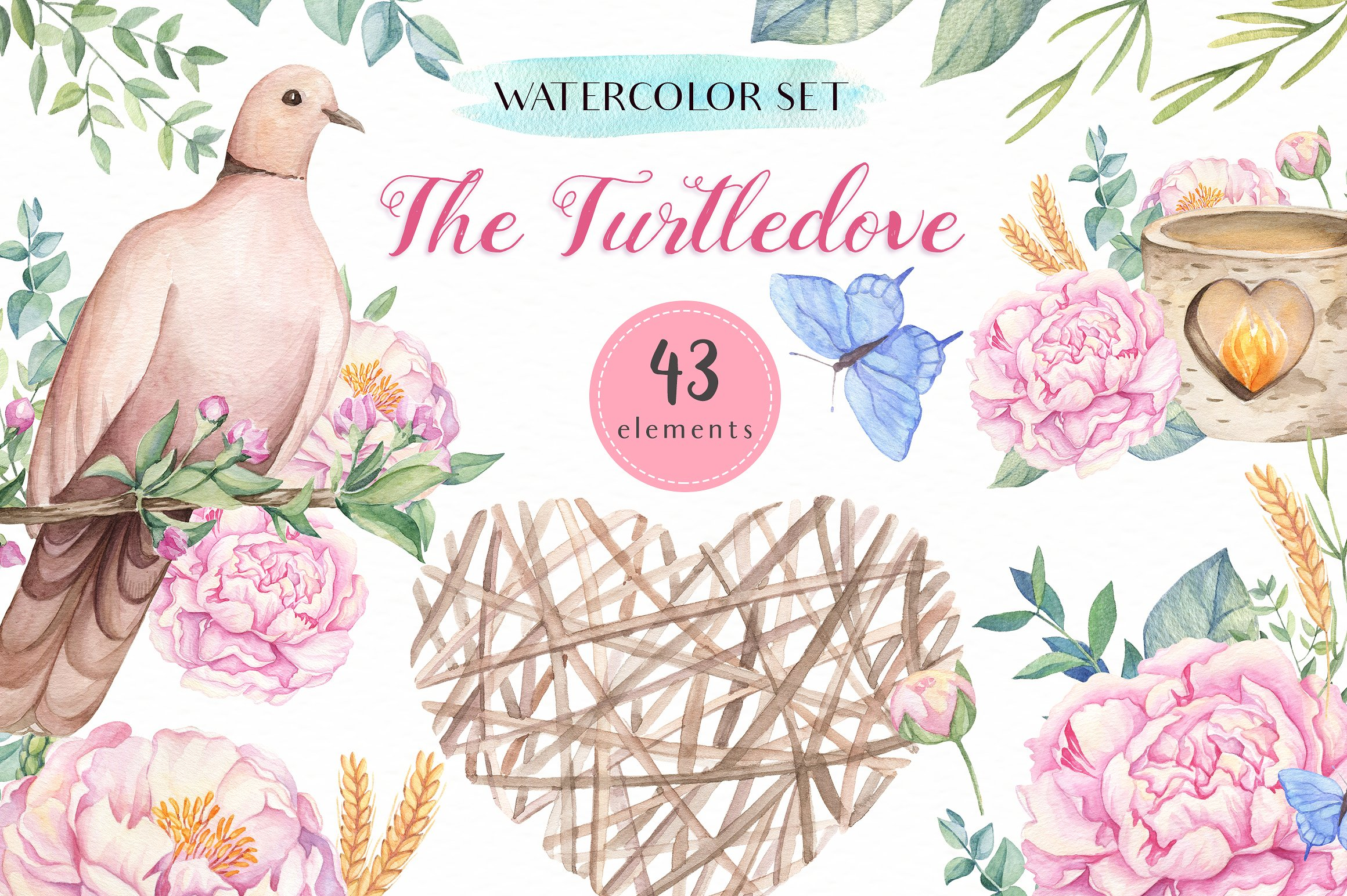 The Turtledove - Romantic Collection example image 1