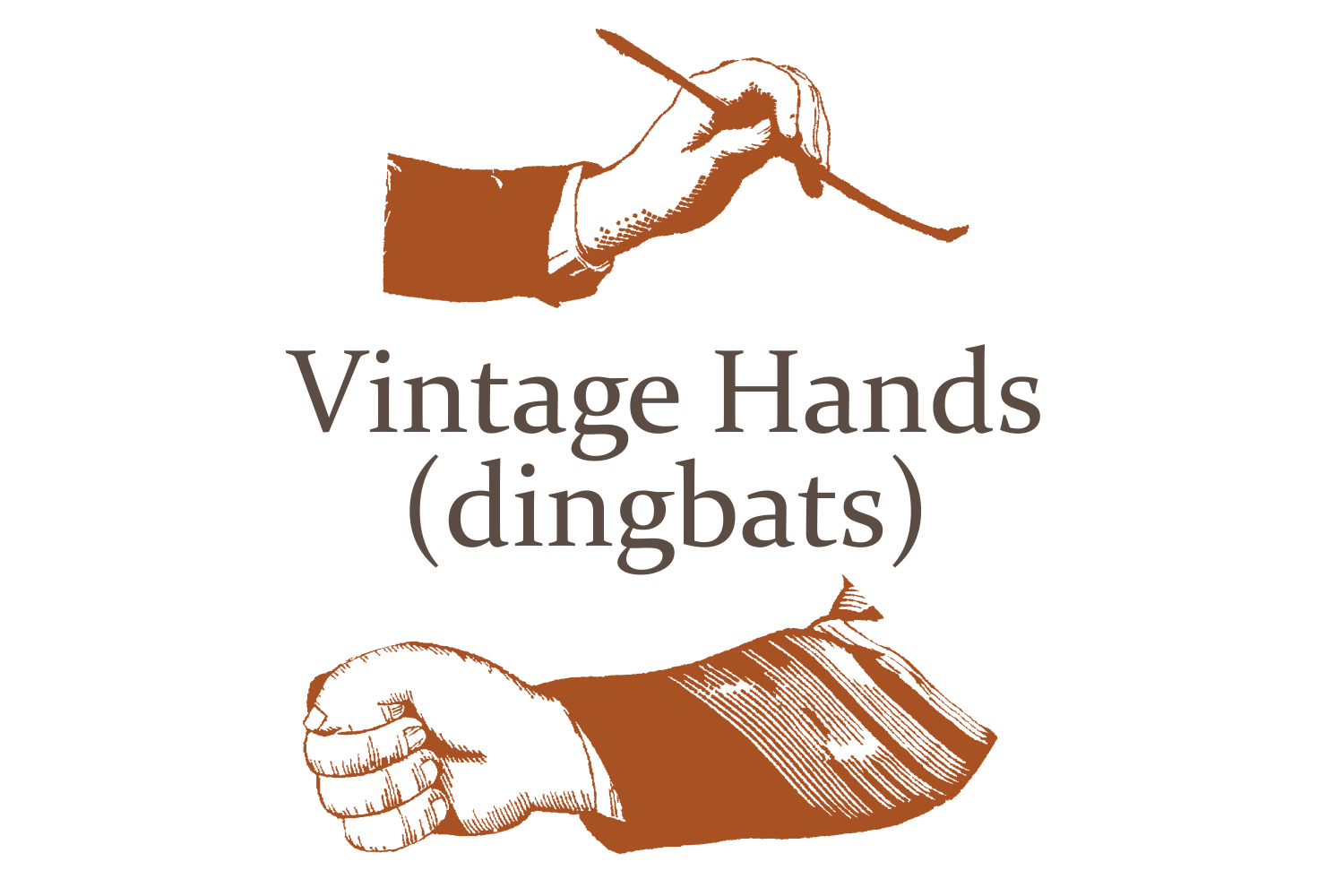 Vintage Hands example image 5