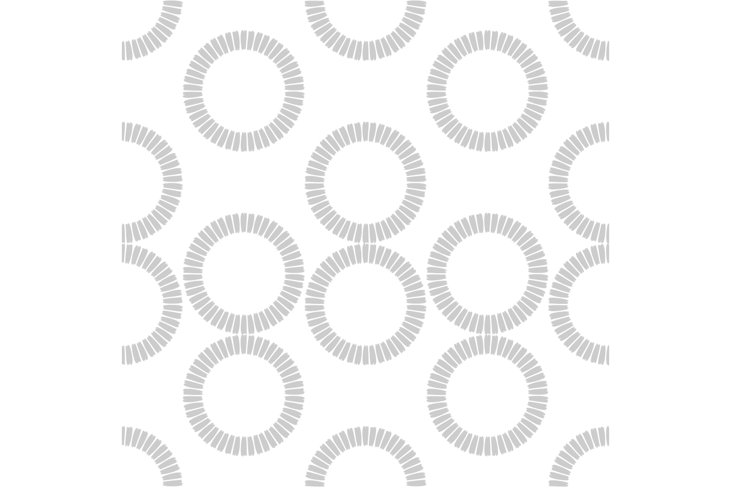 Polka dots ornament. Set of 10 seamless patterns. example image 3