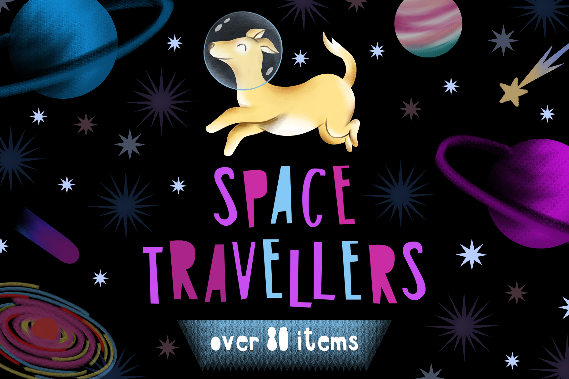 Space Travellers example image 1