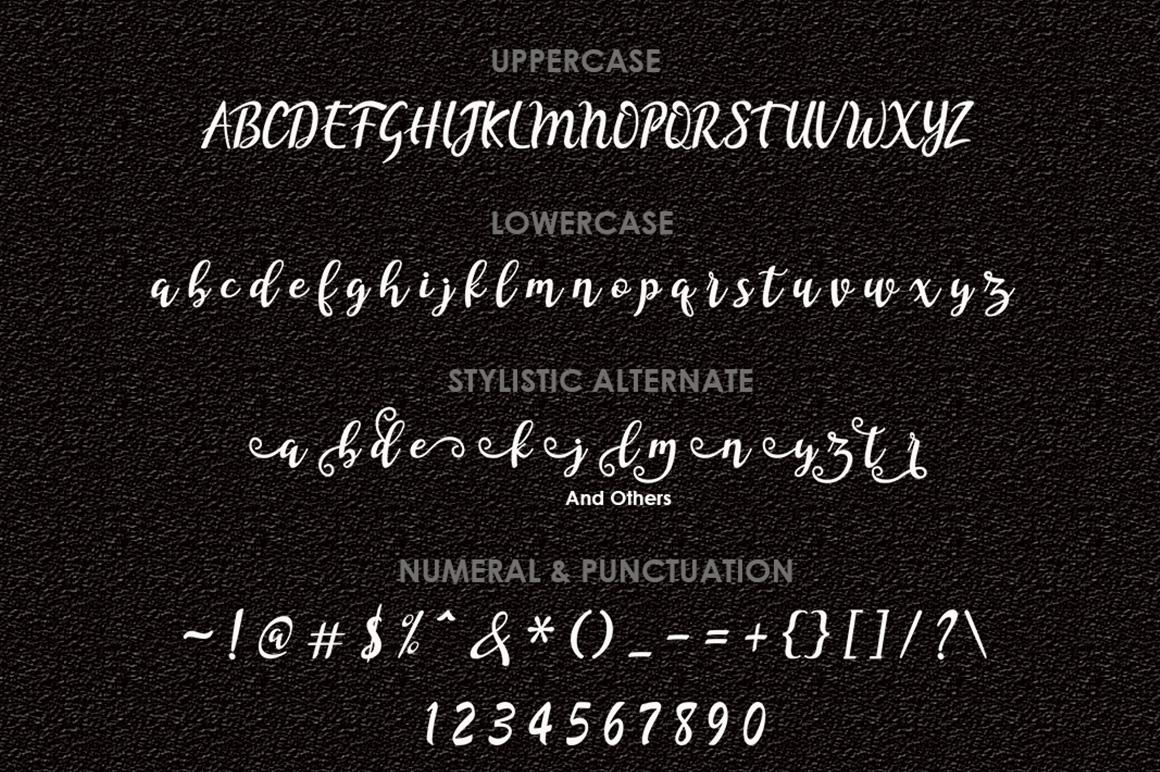 Hinella Script example image 4