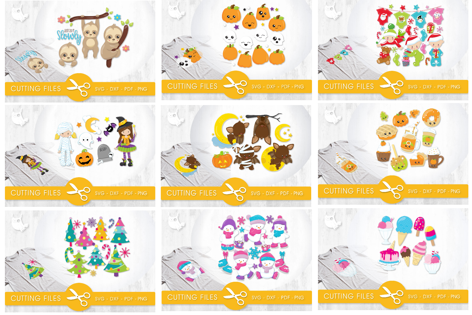 The AMAZING CRAFT BUNDLE, 1500 in 1, cutting file svg, dxf, example image 16