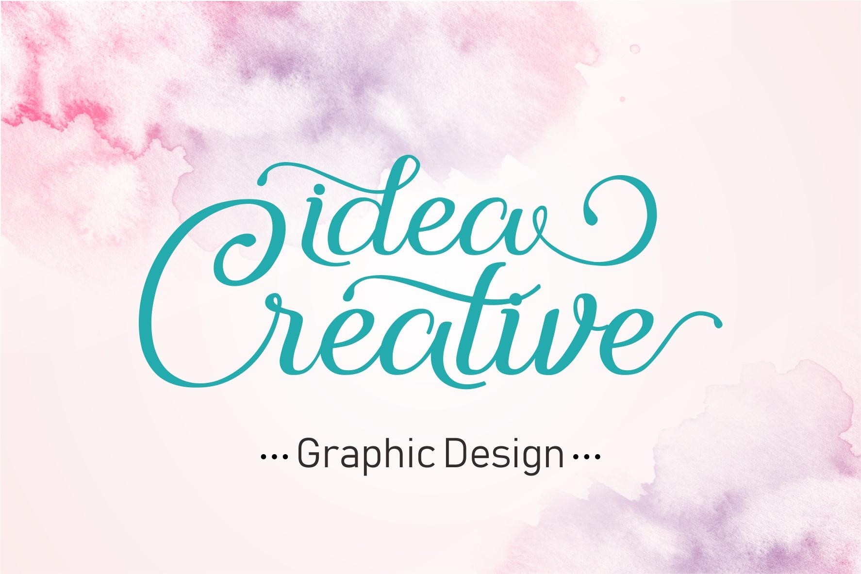 Best Seller Font Bundle example image 23