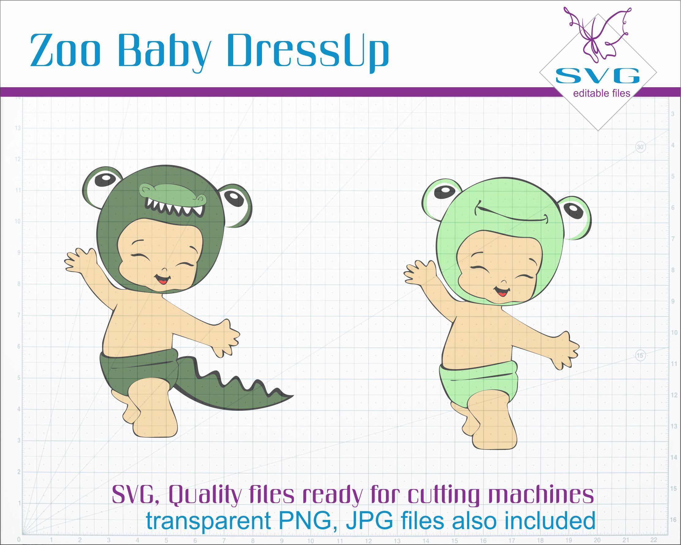Zoo Baby Dressup example image 7
